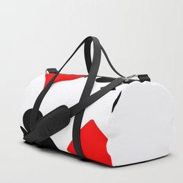 poker card figures Duffle Bag