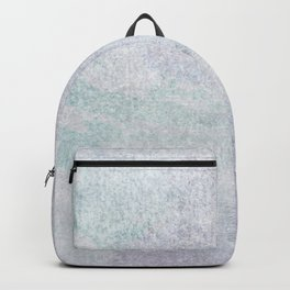 Grunge purple lilac green abstract modern texture Backpack
