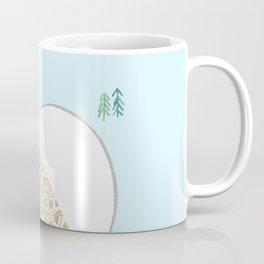 Romanian Santa -Rejoice Coffee Mug