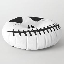 Zombie Face Floor Pillow