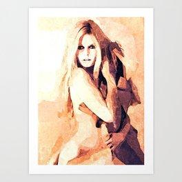 Bridgette Bardo Art Print