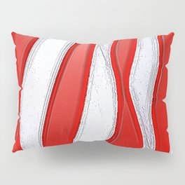 No Stars and All Stripes Pillow Sham