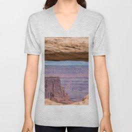 Canyonlands Unisex V-Neck