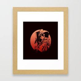 The Dark Ultimate Framed Art Print