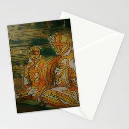 Meditation Circle Stationery Cards