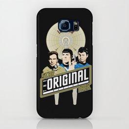 Star Trek TOS Trio iPhone Case