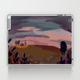 coming home Laptop & iPad Skin