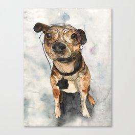 DOG #7 Canvas Print