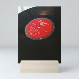 khalid vinyl Mini Art Print