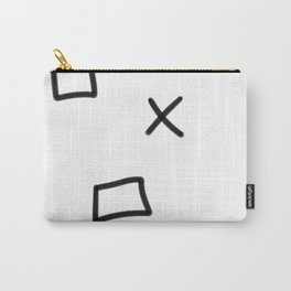 x and o´s? Carry-All Pouch