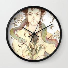 Bob Dylan - Fennel Seed Wall Clock
