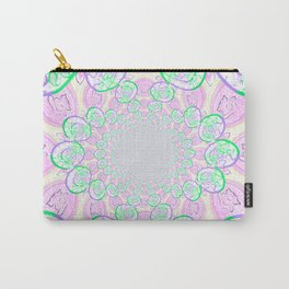 Kalpana's Bloom Carry-All Pouch
