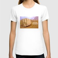 30 rock T-shirts featuring THE ROCK by Bruce Stanfield