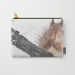 Little squirrel - smack! Carry-All Pouch