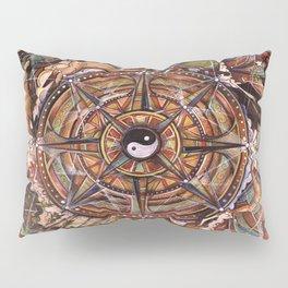 Progress Mandala Pillow Sham