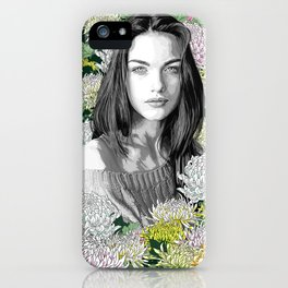 Immersion in Nature iPhone Case