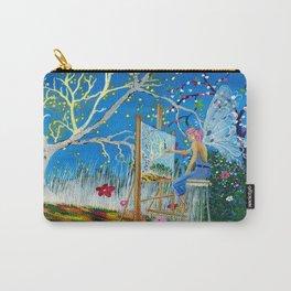 Fairy Artist Carry-All Pouch