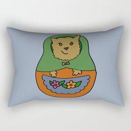 Piptroyshka Rectangular Pillow
