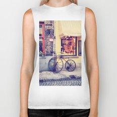 Por las calles de Brujas.. Biker Tank