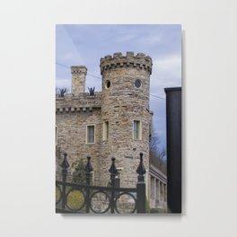 Berkeley Springs Castle Metal Print