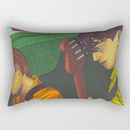 Blueboys Rectangular Pillow