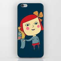 lolita iPhone & iPod Skins featuring lolita by sylvie demers