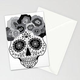 La Catrina Negra Stationery Cards