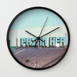 VERNON Wall Clock