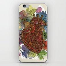 Heart Happy iPhone & iPod Skin