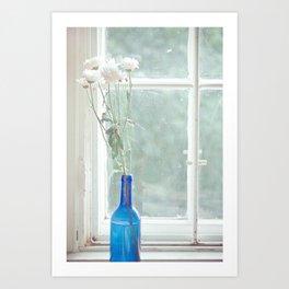 Pastel Wishes Art Print