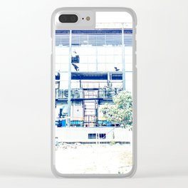 Cristales rotos Clear iPhone Case