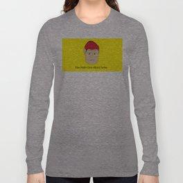 Klaus Daimler. Calm, collected, German. Long Sleeve T-shirt