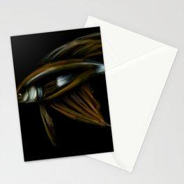 18- Shiny Fish & bubbles Stationery Cards