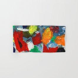 The Artist's Palette Hand & Bath Towel