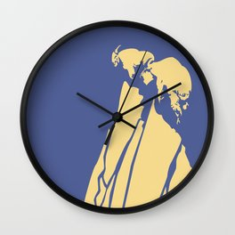 If It Kills Me Wall Clock