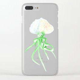 flora series i Clear iPhone Case