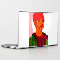 sam smith Laptop & iPad Skins featuring Sam by Latidra Washington
