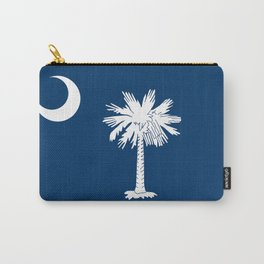 Flag of South Carolina Carry-All Pouch