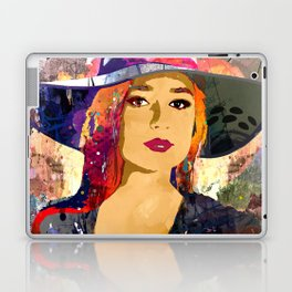 Just for a moment... Laptop & iPad Skin