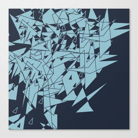 Glass DB Canvas Print
