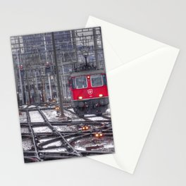 Electric Suisse Stationery Cards
