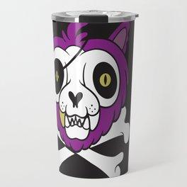 EL GATO PIRATA! Travel Mug