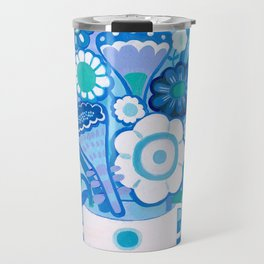 Ibiza Bouquet Travel Mug