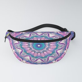 Flower Of Life Mandala (Orchid's Touch) Fanny Pack