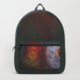 Two Goldfish Backpack