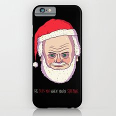 He Sees You When You're Sleeping iPhone 6s Slim Case