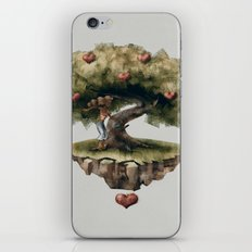 Seed of Love iPhone & iPod Skin