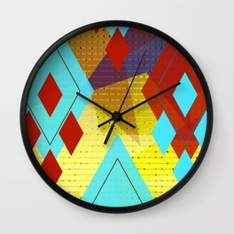 Diamond Essence  Wall Clock