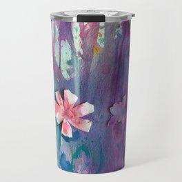 Wildflowers II Travel Mug