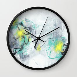Catalyst Stage 02 Wall Clock
